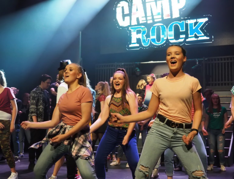 Camp Rock - June