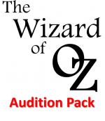 audition pack