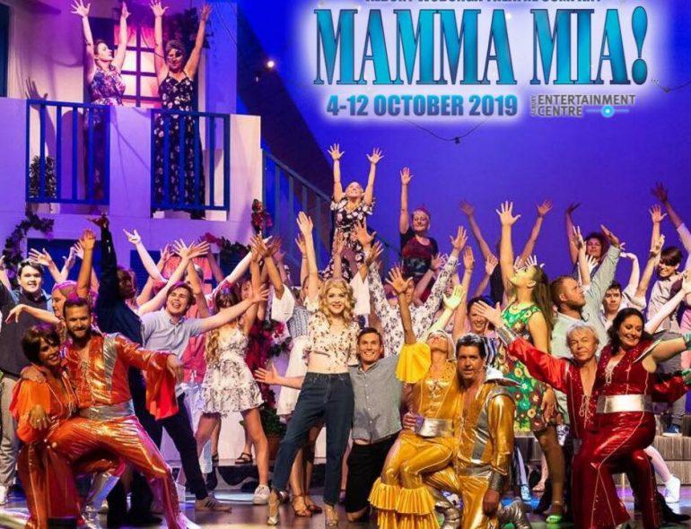 Mamma Mia - October
